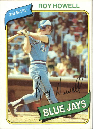 Photo of 1980 Topps #488 Roy Howell