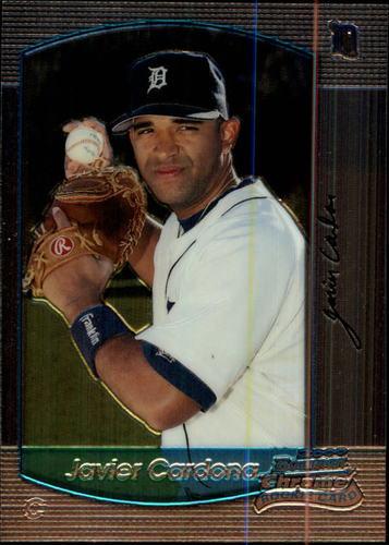 Photo of 2000 Bowman Chrome #378 Javier Cardona RC