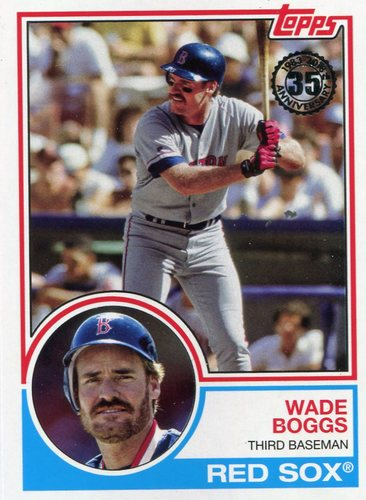 Photo of 2018 Topps '83 Topps #83100 Wade Boggs