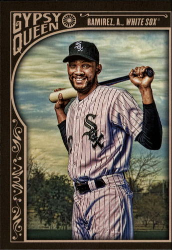 Photo of 2015 Topps Gypsy Queen #225 Alexei Ramirez