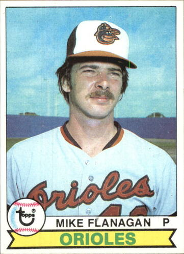Photo of 1979 Topps #160 Mike Flanagan
