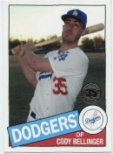 Photo of 2020 Topps '85 Topps Series 2 #85TB21 Cody Bellinger