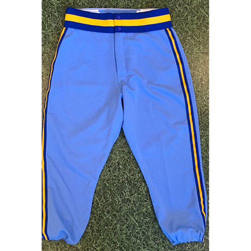 Photo of 2018 Team-Issued 1983 Throwback Pants