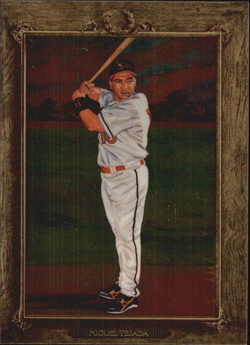 Photo of 2007 Topps Turkey Red Chrome #64 Miguel Tejada
