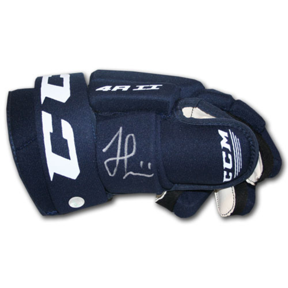 Jonathan Huberdeau (Florida Panthers) Autographed CCM Hockey Glove