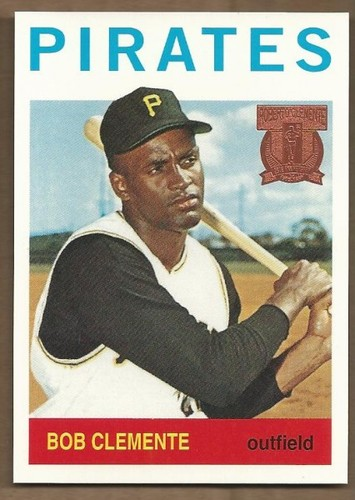 Photo of 1998 Topps Clemente #10 Roberto Clemente 1964
