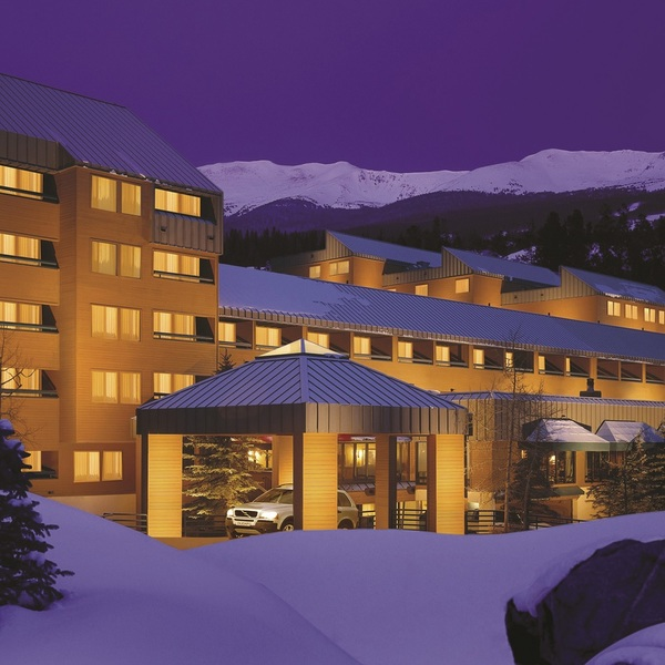 Click to view Escape to Brekenridge on a Ski Trip for Four.
