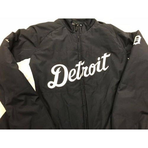 Photo of 2016 Detroit Tigers #7 Home Jacket