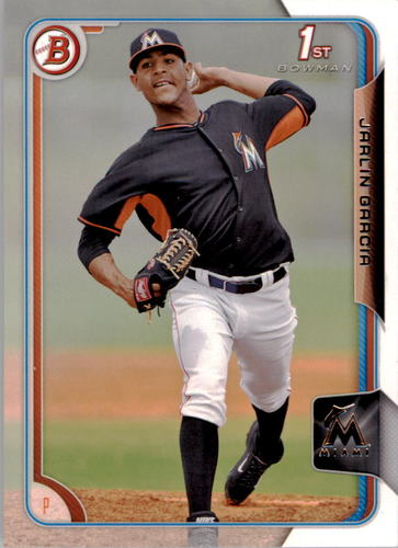Photo of 2015 Bowman Prospects #BP148 Jarlin Garcia