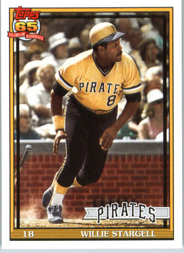 Photo of 2016 Topps Archives #259 Willie Stargell