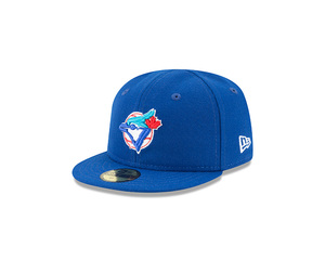 Toronto Blue Jays Infant My First Authentic 5950 Cooperstown Cap by New Era
