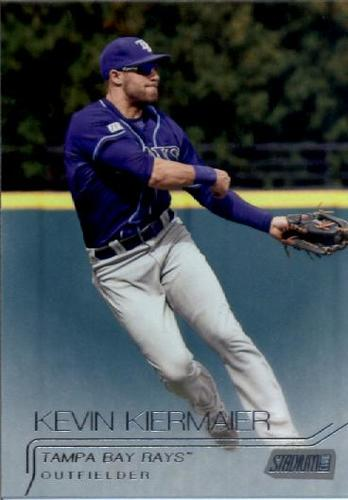 Photo of 2015 Stadium Club #270 Kevin Kiermaier