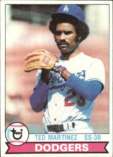 Photo of 1979 Topps #128 Ted Martinez