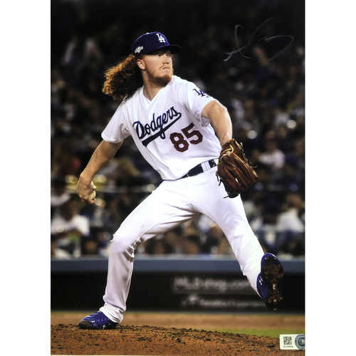 Photo of Dustin May Authentic Autographed Photograph