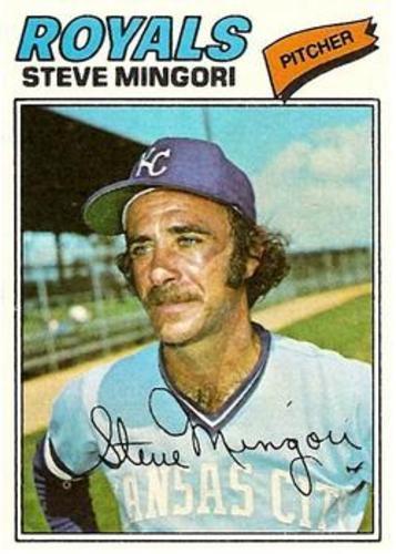 Photo of 1977 Topps #314 Steve Mingori