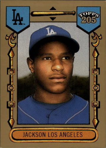 Photo of 2003 Topps 205 #170 Edwin Jackson Rookie Card