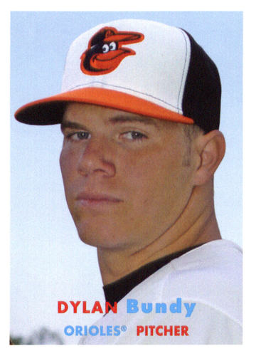 Photo of 2015 Topps Archives #36 Dylan Bundy