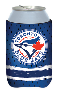 Toronto Blue Jays Jersey Mesh Can Cooler by Sports Vault