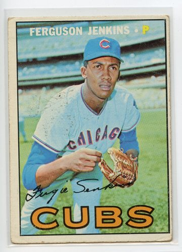 Photo of 1967 Topps #333 Fergie Jenkins