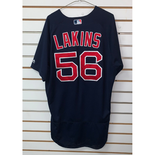 Photo of Travis Lakins Team Issued 2019 Road Alternate Jersey