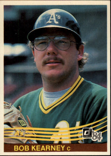 Photo of 1984 Donruss #462 Bob Kearney