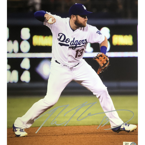 Photo of Max Muncy Authentic Autographed Photograph