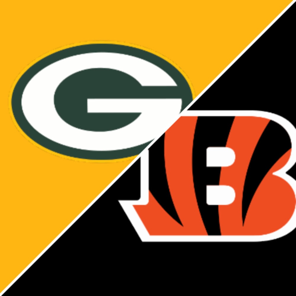 Packers @ Bengals Week 5 Ticket Package (Includes 4 tickets to 10.10.21 Game in CIN + Aaron Rodgers Funko pop) Tickets are located in section 248 Row 21