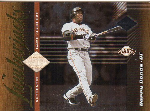 Photo of 2001 Leaf Limited #178 Barry Bonds LUM/250