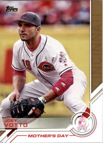 Photo of 2017 Topps Salute #S24 Joey Votto