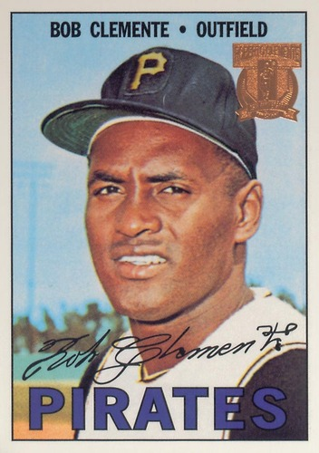 Photo of 1998 Topps Clemente #13 Roberto Clemente 1967