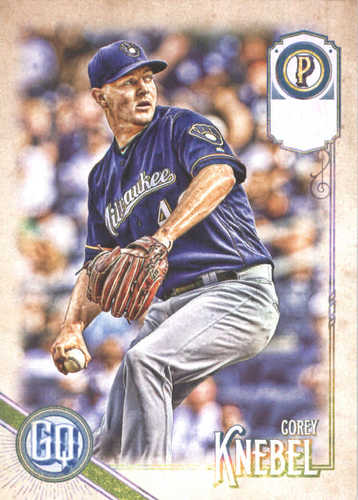 Photo of 2018 Topps Gypsy Queen #2 Corey Knebel