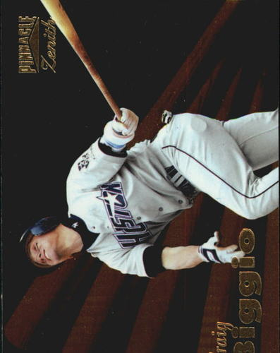 Photo of 1996 Zenith #71 Craig Biggio