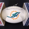 Dolphins - Charles Clay Signed Panel Football w/ Dolphins Logo
