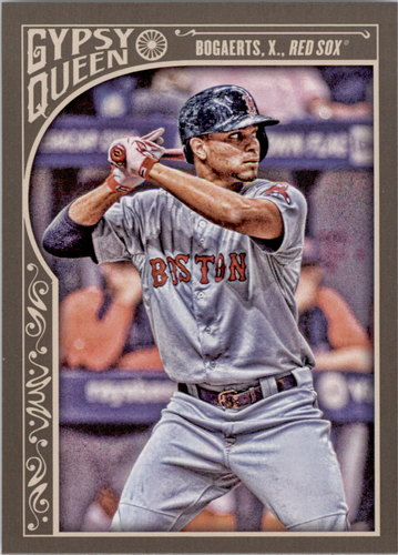 Photo of 2015 Topps Gypsy Queen #187A Xander Bogaerts