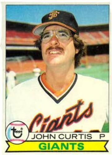Photo of 1979 Topps #649 John Curtis