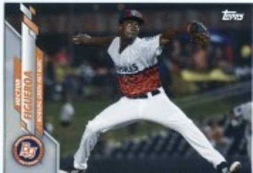 Photo of 2020 Topps Pro Debut #PD137 Hector Figueroa