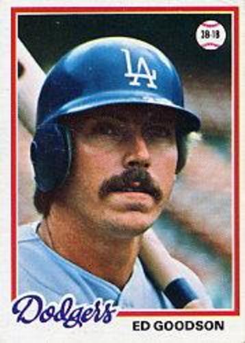 Photo of 1978 Topps #586 Ed Goodson