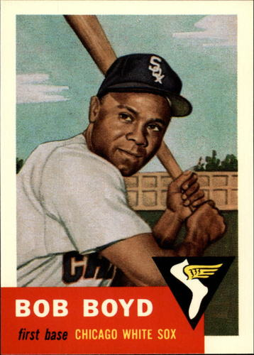 Photo of 1991 Topps Archives 1953 #257 Bob Boyd