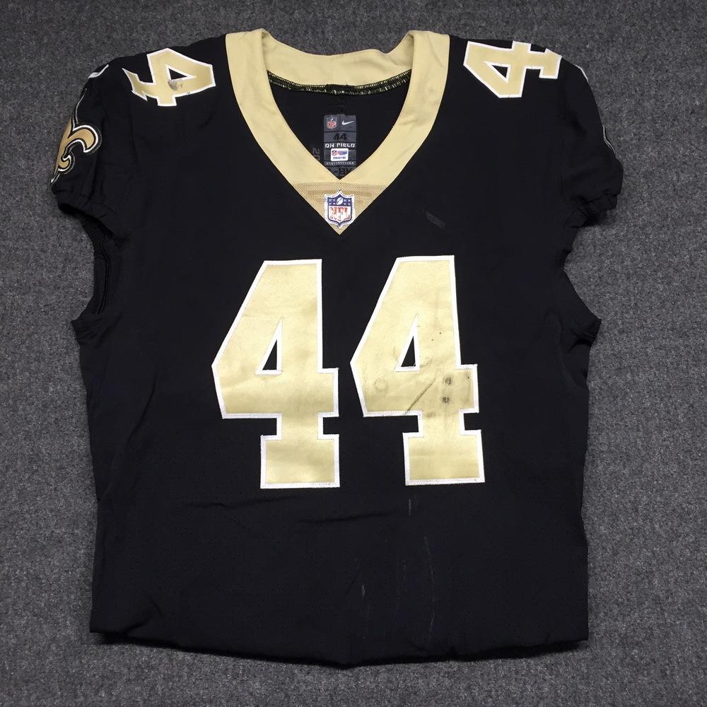 NFL Auction | STS - Saints Hau-oli Kikaha game worn Saints jersey ...