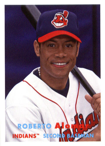 Photo of 2015 Topps Archives #53 Roberto Alomar