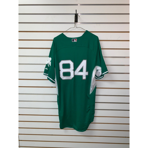 #84 Team Issued St Patrick's Day Jersey