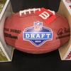NFL - Jaguars Josh Allen  Signed Authentic Football with 2019 NFL Draft Logo