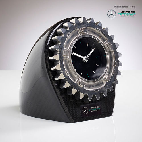 Photo of Mercedes-AMG Petronas Motorsport Gear Ratio Clock