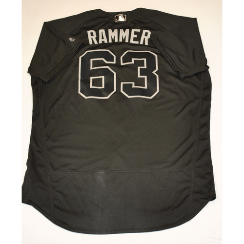"Photo of Nick ""Rammer"" Ramirez Detroit Tigers Game-Used 2019 Players' Weekend Jersey"