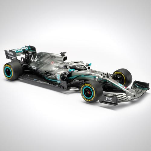 Photo of Mercedes-AMG F1 W10 EQ Power+ 2019 1:18 Scale Model
