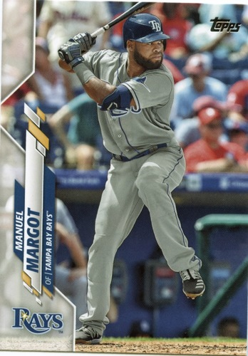 Photo of 2020 Topps #572 Manuel Margot