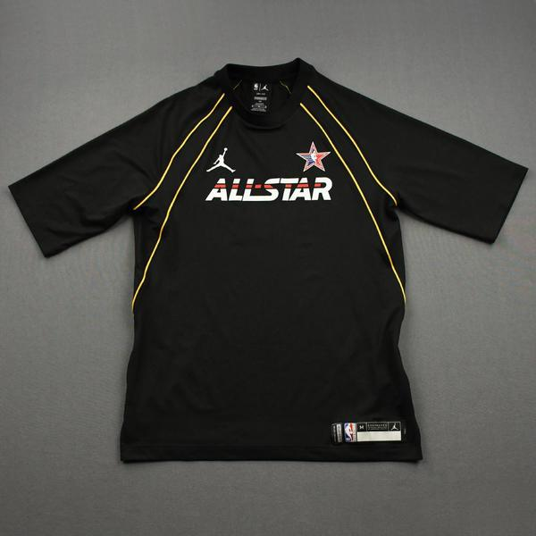 Image of Chris Paul - Game-Issued 2021 NBA All-Star Short-Sleeved Shooting Shirt