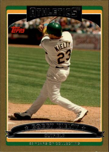 Photo of 2006 Topps Gold #176 Bobby Kielty