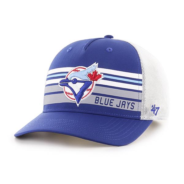 Toronto Blue Jays Altitude MVP Snapback Cap by '47 Brand