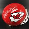 HOF - Chiefs Emmitt Thomas Signed Proline Helmet